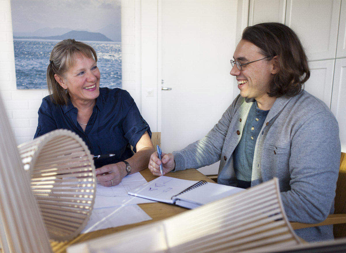 Secto Design's founder Tuula Jusélius and designer, architect Seppo Koho discuss the new models.