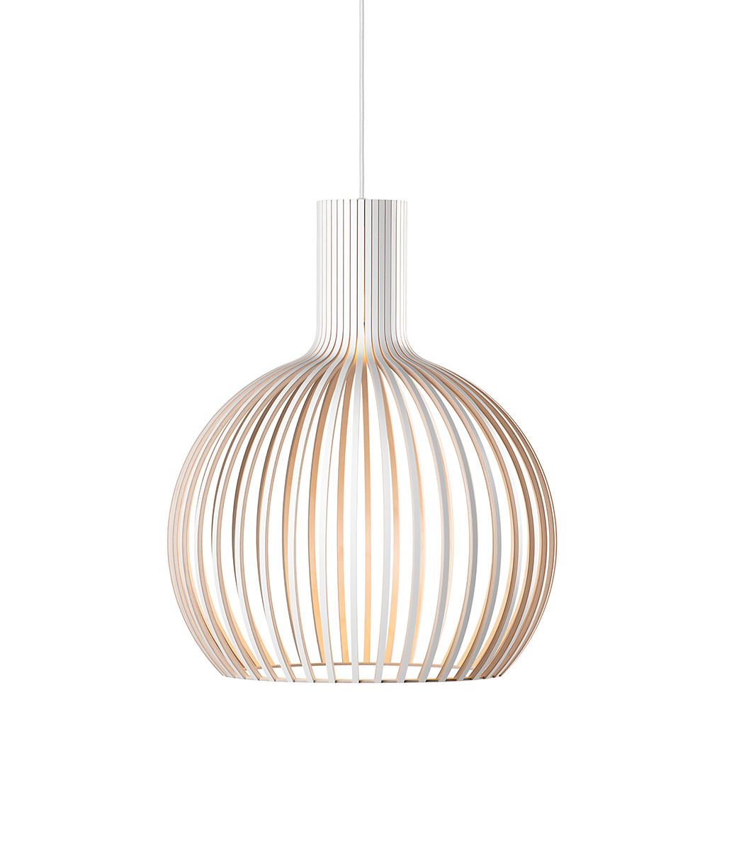Octo Small 4241 pendant lamp color white