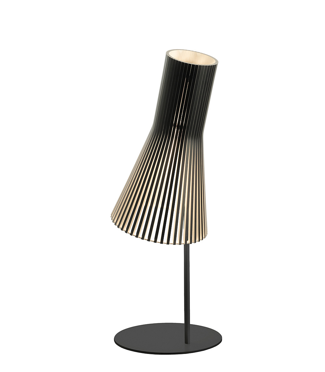 Secto 4220 table lamp color black