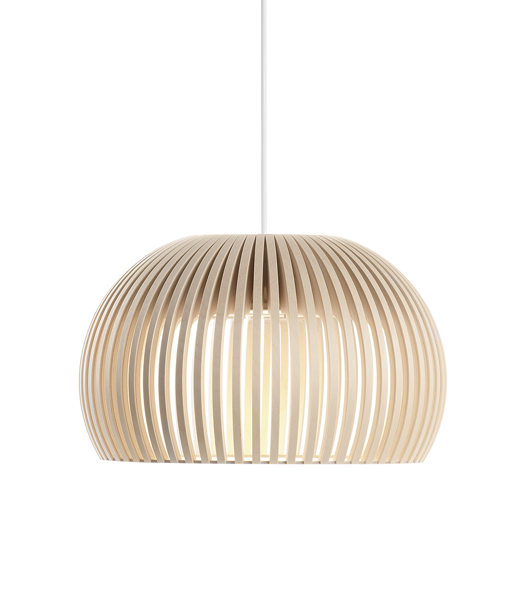 Atto 5000 pendant lamp color birch