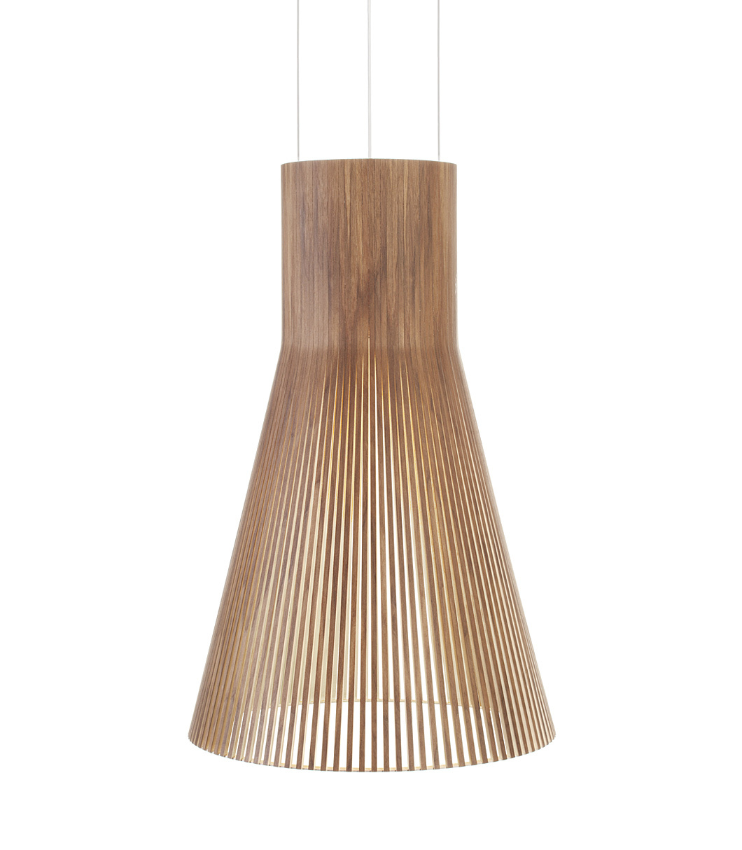 Magnum 4202 pendant lamp color walnut