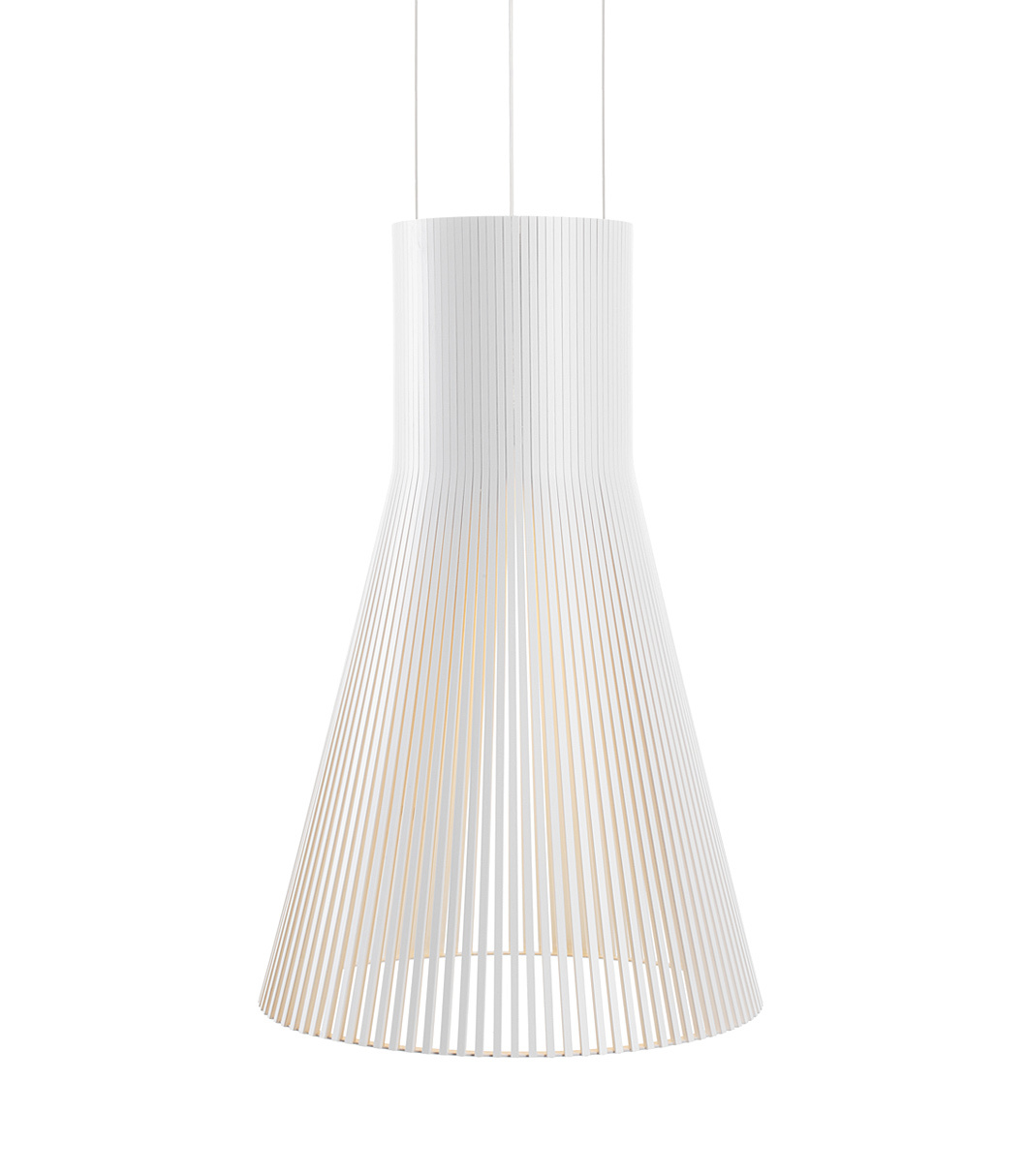 Magnum 4202 pendant lamp color white