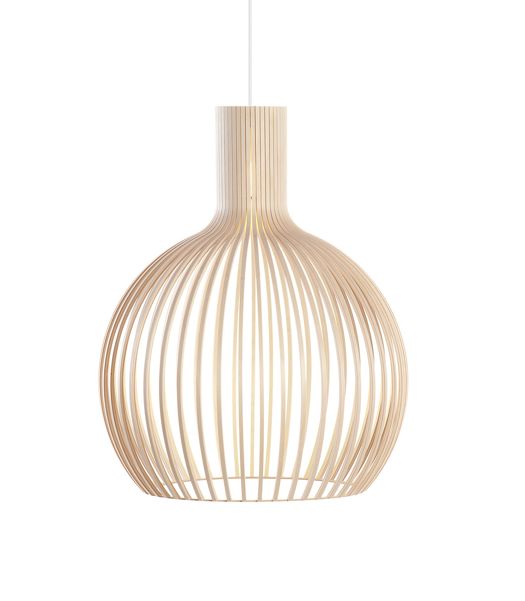 Hedendaags Octo 4240 wooden modern pendant lamp Secto Design | Secto Design TD-94