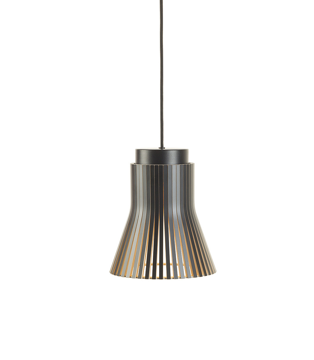 Petite 4600 pendant lamp color black