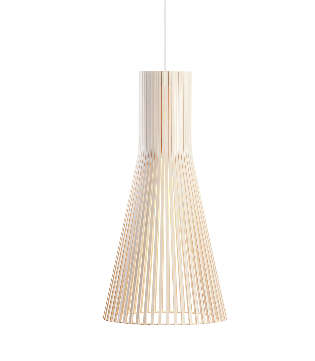 Secto 4200 pendant lamp color birch