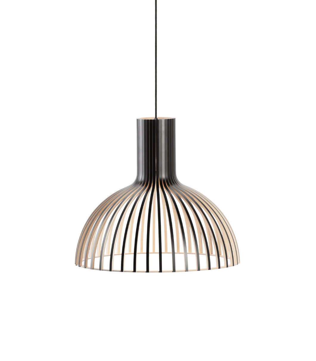 Victo Small 4251 pendant lamp color black