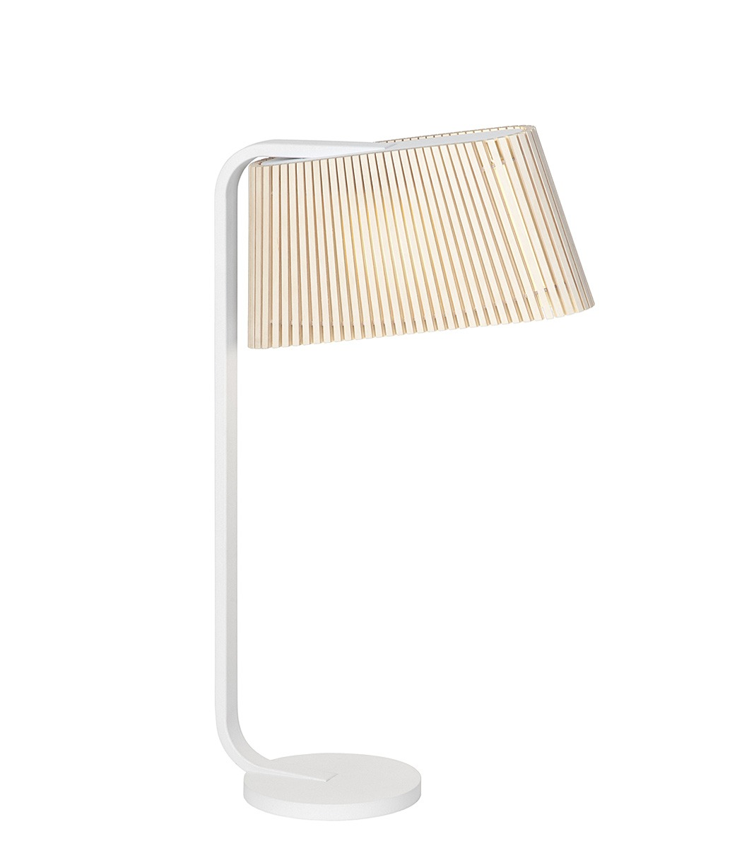 Owalo 7020 table lamp color birch