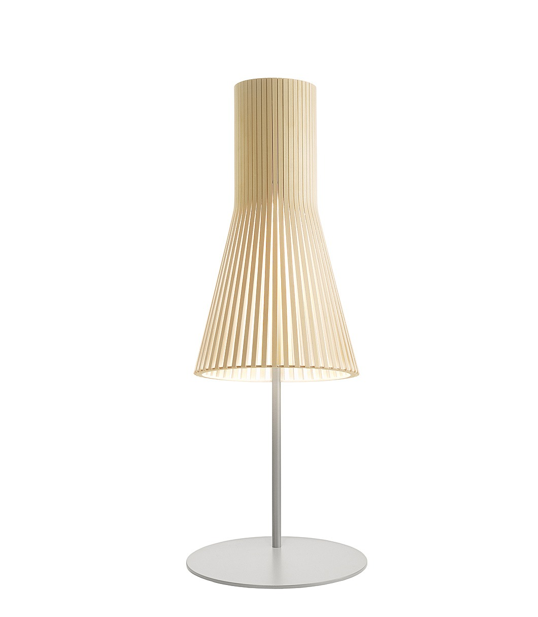 Secto 4220 table lamp color birch