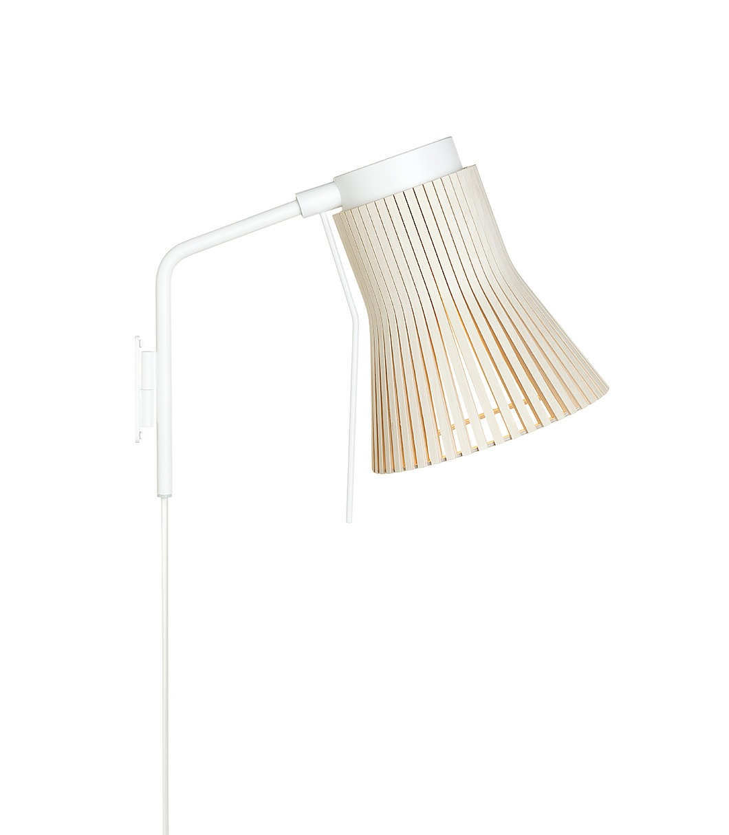Petite 4630 wall lamp color birch